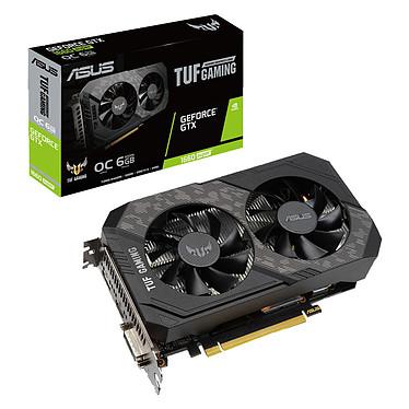 ASUS GeForce GTX 1660 SUPER TUF-GTX1660S-O6G-GAMING 6GB GDDR6 - DVI/HDMI/DisplayPort - PCI Express (NVIDIA GeForce GTX 1660 SUPER)