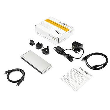 Acheter StarTech.com Lecteur de carte mémoire SD 4 ports USB-C (10 Gbps)