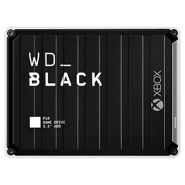 """WD_Black P10 Game Drive para Xbox One 5 TB Disco duro externo de 2,5"""" en el puerto USB 3.0 optimizado para las consolas de juego Xbox One"""