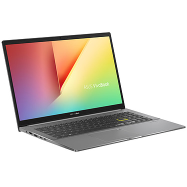 "ASUS Vivobook S15 S533FA-EJ052T Intel Core i5-10210U 8 Go Intel Optane 32 Go + SSD 512 Go 15.6"" LED Full HD Wi-Fi AC/Bluetooth Webcam Windows 10 Famille 64 bits"
