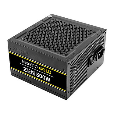 Antec NE500G ZEN EC Alimentation 500 Watts ATX12V 2.4 80 PLUS Gold