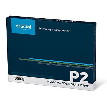 Avis Crucial P2 M.2 PCIe NVMe 500 Go