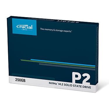 Avis Crucial P2 M.2 PCIe NVMe 250 Go