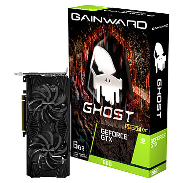 Gainward GeForce GTX 1660 Ghost OC