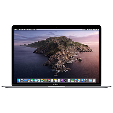 "Apple MacBook Air (2020) 13"" avec écran Retina Argent (MVH42FN/A_Z0X9_2) Intel Core i5 (1.1 GHz) 16 Go SSD 512 Go 13.3"" LED Wi-Fi AC/Bluetooth Webcam Mac OS Catalina"