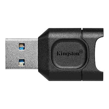 MicroSD MobileLite Plus de Kingston microSDHC/SDXC UHS-II Lector de tarjetas de memoria USB 3.1