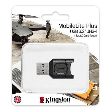 Opiniones sobre MicroSD MobileLite Plus de Kingston