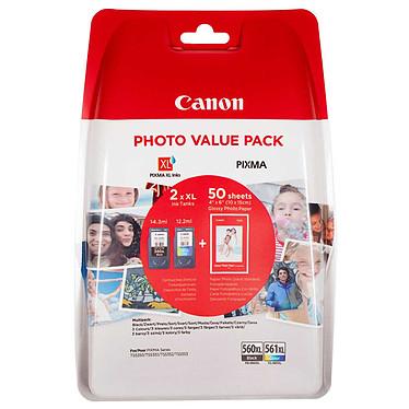 Canon PG-560XL/CL-561XL Photo Value Pack