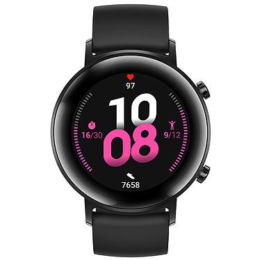 Huawei Watch GT 2 (42 mm / Fluoroélastomère / Noir)