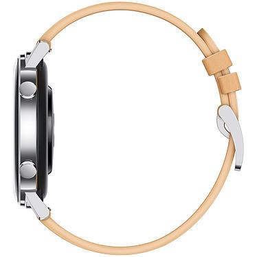Acheter Huawei Watch GT 2 (42 mm / Cuir / Marron)