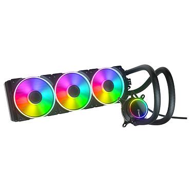 Fractal Design Celsius+ S36 Prisma Kit de Watercooling 360 mm pour processeur avec rétroéclairage ARGB