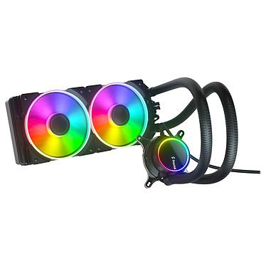 Fractal Design Celsius+ S24 Prisma Kit de Watercooling 240 mm pour processeur avec rétroéclairage ARGB