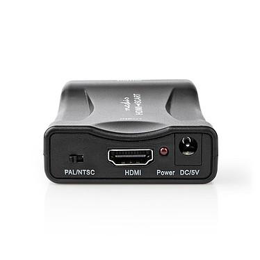Nedis Convertisseur HDMI vers Péritel  Convertisseur HDMI / Péritel