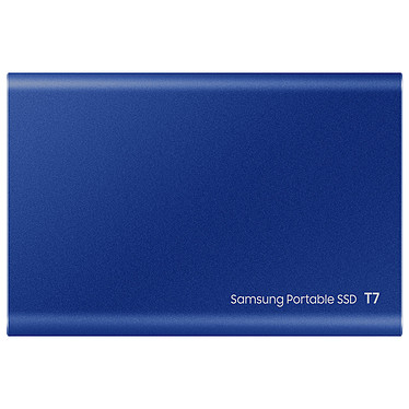 Samsung Portable SSD T7 500 Go Bleu pas cher