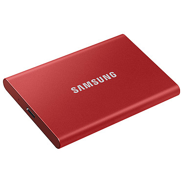 Samsung Portable SSD T7 500 Go Rouge