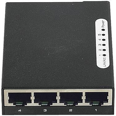 Avis Mini switch auto-alimenté par USB (4 ports Gigabit Ethernet)
