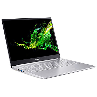 "Acer Swift 3 SF313-52-535U Gris Intel Core i5-1035G1 8 Go SSD 256 Go 13.5"" LED QHD Wi-Fi AX/Bluetooth Webcam Windows 10 Famille 64 bits"