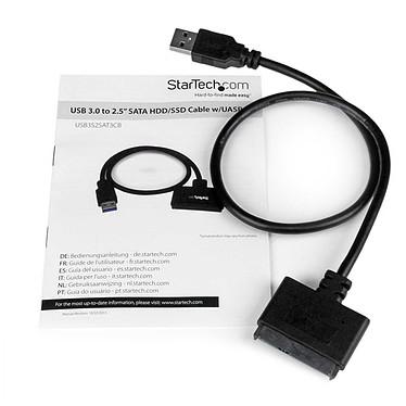 Comprar StarTech.com USB3S2SAT3CB