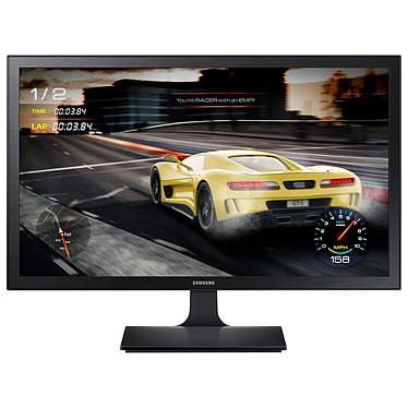 """Samsung 27"""" LED - S27E332H 1920 x 1080 pixels - 1 ms (gris à gris) - Format large 16/9 - HDMI/VGA - Noir"""