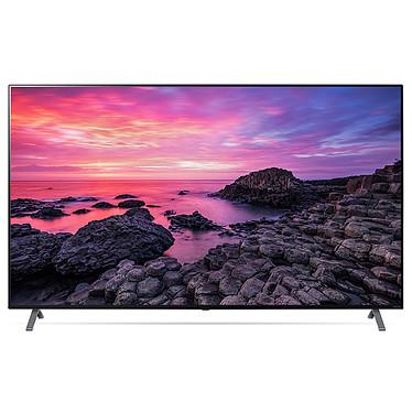 "LG 86NANO90 Téléviseur LED 4K Ultra HD 86"" (217 cm) - 3840 x 2160 pixels - HDR - Wi-Fi/Bluetooth/AirPlay 2 - Assistant Google/Alexa - Son 2.2 40W Dolby Atmos (Dalle native 100 Hz)"