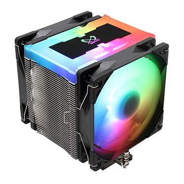 Scythe Mugen 5 ARGB PLUS Ventilateur processeur 120 mm pour socket Intel et AMD avec rétroéclairage ARGB