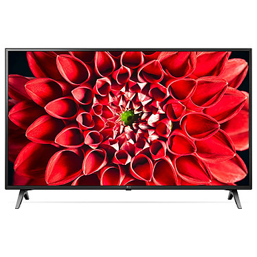 "LG 49UN7100 Téléviseur LED 4K Ultra HD 49"" (124 cm) - 3840 x 2160 pixels - HDR - Wi-Fi/Bluetooth/AirPlay 2 - Son 2.0 20W"