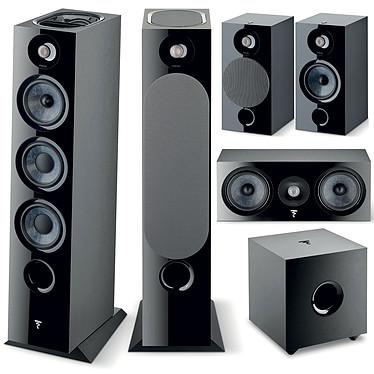 Focal Chora 826D HCM 5.1.2 Noir Ensemble 5.1.2 Dolby Atmos
