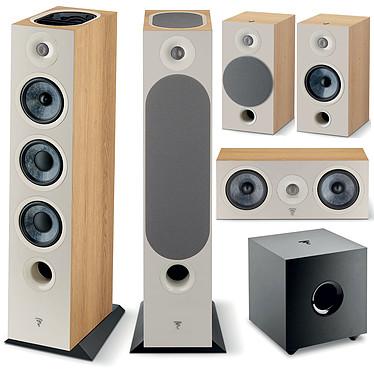 Focal Chora 826D HCM 5.1.2 Light Wood Ensemble 5.1.2 Dolby Atmos