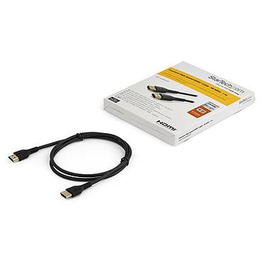 Acheter StarTech.com Câble HDMI 4K 60 Hz avec Ethernet - Premium - 1 m