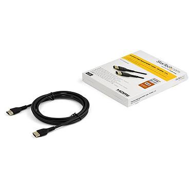 Acheter StarTech.com Câble HDMI 4K 60 Hz avec Ethernet - Premium - 2 m