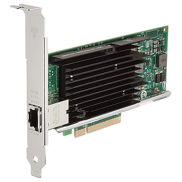 Intel Ethernet Converged Network Adapter X540-T1 Intel convergent Ethernet X540-T2 - Carte PCI-Express 2.0 8x - 1 port RJ45 100/1 GbE/10 GbE