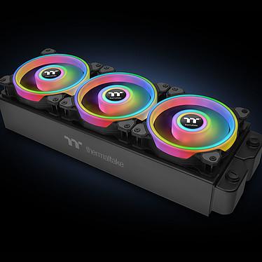 Opiniones sobre Thermaltake Riing Quad 12 RGB Radiador TT Premium Edition