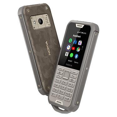 Nokia 800 Tough (Sable)