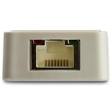 Avis StarTech.com Adaptateur USB-C vers Gigabit Ethernet avec port USB - Blanc