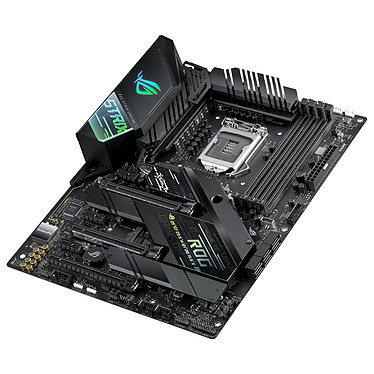 Avis ASUS ROG STRIX Z490-F GAMING + ROG Gladius II Core
