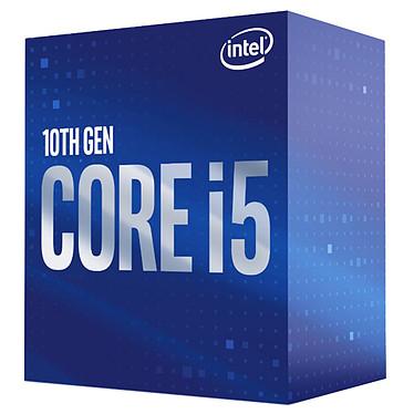 Avis Intel Core i5-10600 (3.3 GHz / 4.8 GHz)