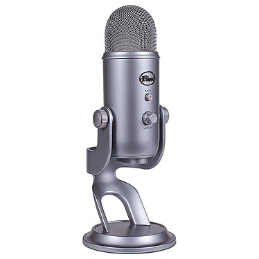 Blue Microphones Yeti Gris Froid