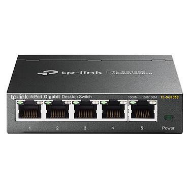 TP-LINK TL-SG105S Switch gigabit 5 ports 10/100/1000Mbps