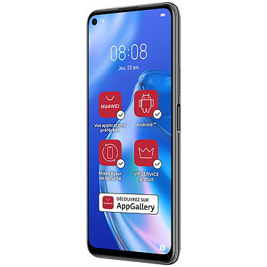 Avis Huawei P40 Lite 5G Noir (6 Go / 128 Go)