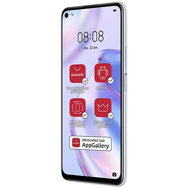 Avis Huawei P40 Lite 5G Argent (6 Go / 128 Go)