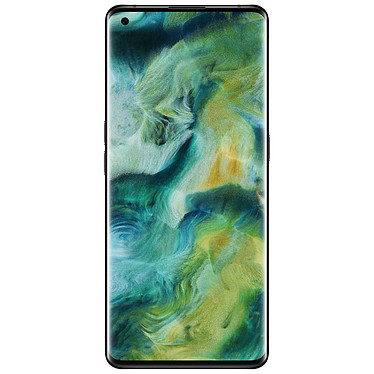 """OPPO Find X2 Pro Black Smartphone 5G-LTE IP68 - Snapdragon 865 8-Core 2.84 GHz - 12 GB RAM - Pantalla táctil AMOLED 6.7"""" 1440 x 3168 - 512 GB - NFC/Bluetooth 5.1 - 4260 mAh - Android 10"""