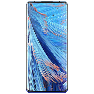 """OPPO Encuentra X2 Neo Blue Smartphone 5G-LTE IP68 - Snapdragon 765G 8-Core 2.4 GHz - RAM 12 GB - Pantalla táctil AMOLED 6.5"""" 1080 x 2400 - 256 Go - NFC/Bluetooth 5.1 - 4025 mAh - Android 10"""