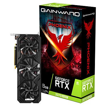Gainward GeForce RTX 2070 SUPER PHOENIX V1 GDDR6 de 8 GB - HDMI/Tri DisplayPort - PCI Express (NVIDIA GeForce RTX 2070 SUPER)