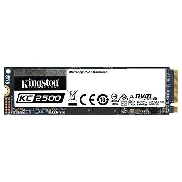 Kingston KC2500 2 To SSD 2 To M.2 2280 NVMe PCIe 3.0 x4 NAND TLC 3D