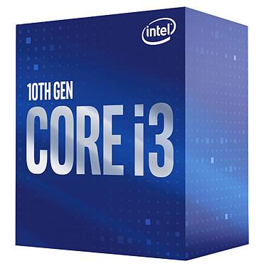 Avis Intel Core i3-10100 (3.6 GHz / 4.3 GHz)