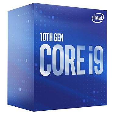 Intel Core i9-10900 (2.8 GHz / 5.2 GHz) Processeur 10-Core 20-Threads Socket 1200 Cache L3 20 Mo Intel UHD Graphics 630 0.014 micron (version boîte - garantie Intel 3 ans)