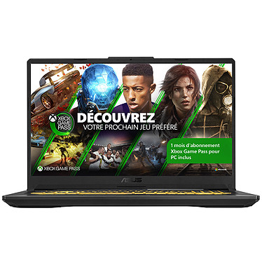 "ASUS TUF Gaming A17-TUF766II-H7166T AMD Ryzen 7 4800H 16 Go SSD 1 To 17.3"" LED Full HD 120 Hz NVIDIA GeForce GTX 1650 Ti 4 Go Wi-Fi AC/Bluetooth Windows 10 Famille 64 bits"