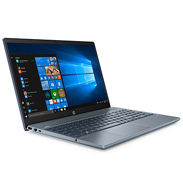 "HP Pavilion 15-cs3017nf Intel Core i7-1065G7 8 Go SSD 256 Go + HDD 1 To 15.6"" LED Full HD NVIDIA GeForce MX250 2 Go Wi-Fi AC/Bluetooth Webcam Windows 10 Famille 64 bits"
