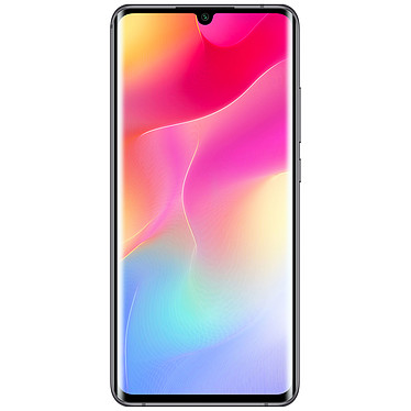 "Xiaomi Mi Note 10 Lite Negro (6 GB / 128 GB) Smartphone 4G-LTE Advanced Dual SIM - Snapdragon 730G Octo-Core 2.2 GHz - 6 GB RAM - AMOLED 6.47"" 1080 x 2340 pantalla táctil - 128 GB - NFC/Bluetooth 5.0 - 5260 mAh - Android 9.0"