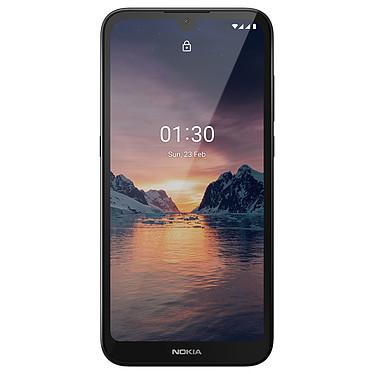 "Nokia 1.3 Gris Smartphone 4G-LTE Dual SIM - Qualcomm 215 Quad-Core 1.3 GHz - RAM 1 Go - Ecran tactile 5.7"" 720 x 1520 - 16 Go - Bluetooth 4.2 - 3000 mAh - Android 10 Go Edition"